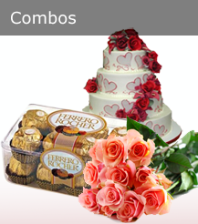 Flowers, Cakes & Chocolates